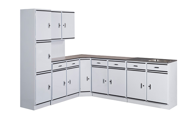 Steel kitchen manufacturers steel kitchen units for Kitchenette units south africa