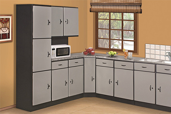 Manufacturers of steel kitchen units jayfurn industries for Kitchen manufacturers durban